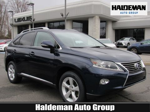 Used Lexus Rx 350 Lawrence Township Nj