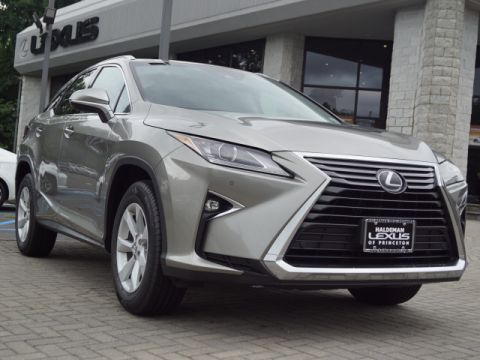 Certified Pre-Owned 2017 Lexus RX 350 Base