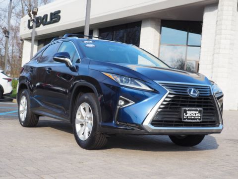Certified Pre-Owned 2016 Lexus RX 350 Base
