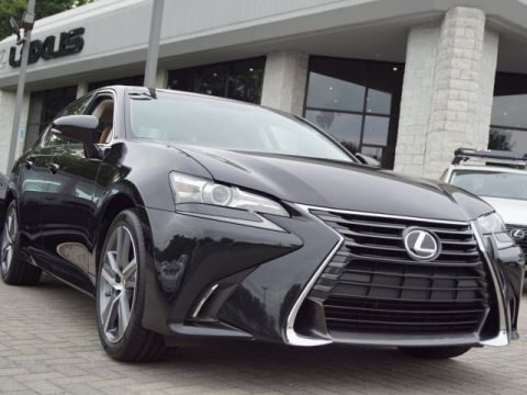 Certified Pre-Owned 2016 Lexus GS 350 Base
