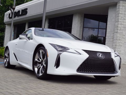 Pre-Owned 2019 Lexus LC 500 Base