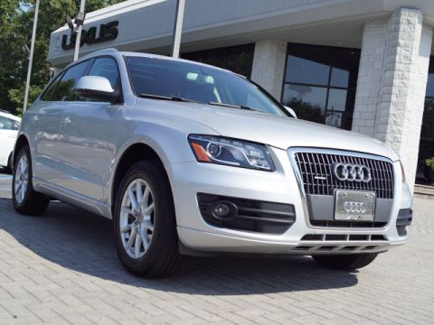 Pre-Owned 2012 Audi Q5 2.0T quattro Premium Plus