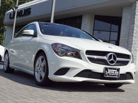 2015 Mercedes-Benz CLA CLA 250 4MATIC®